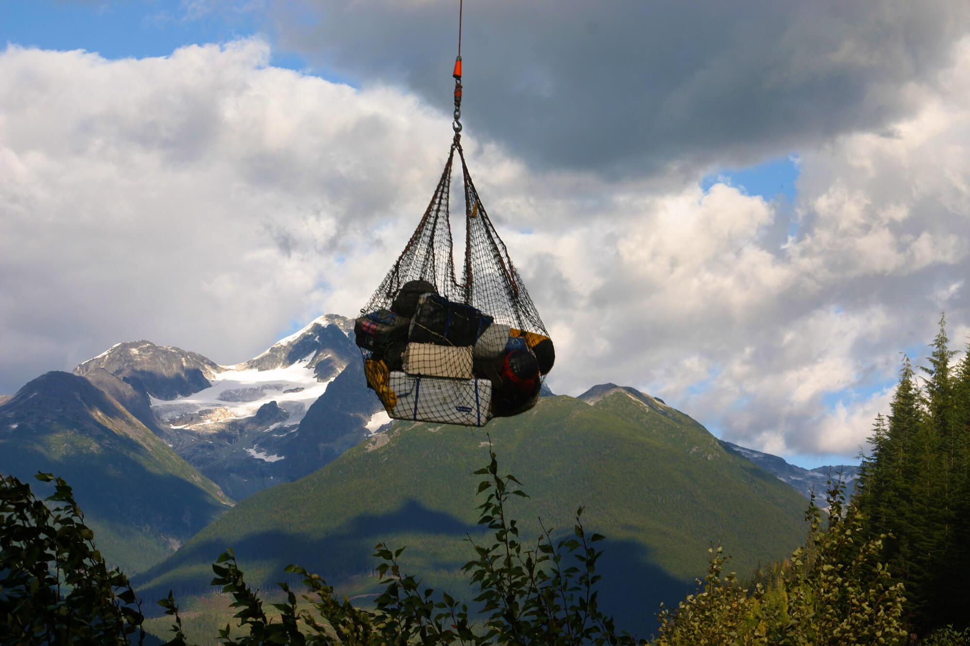 British Columbia Fly Fishing Camp