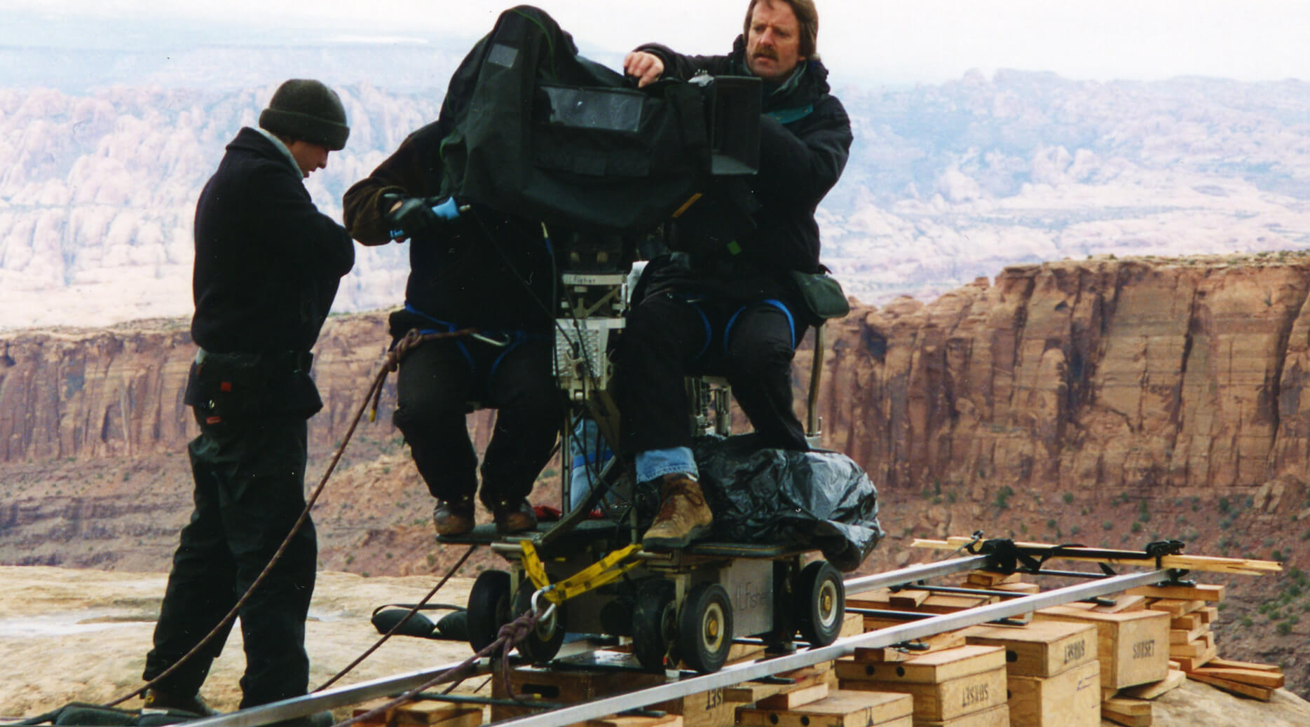 Filming Location Moab