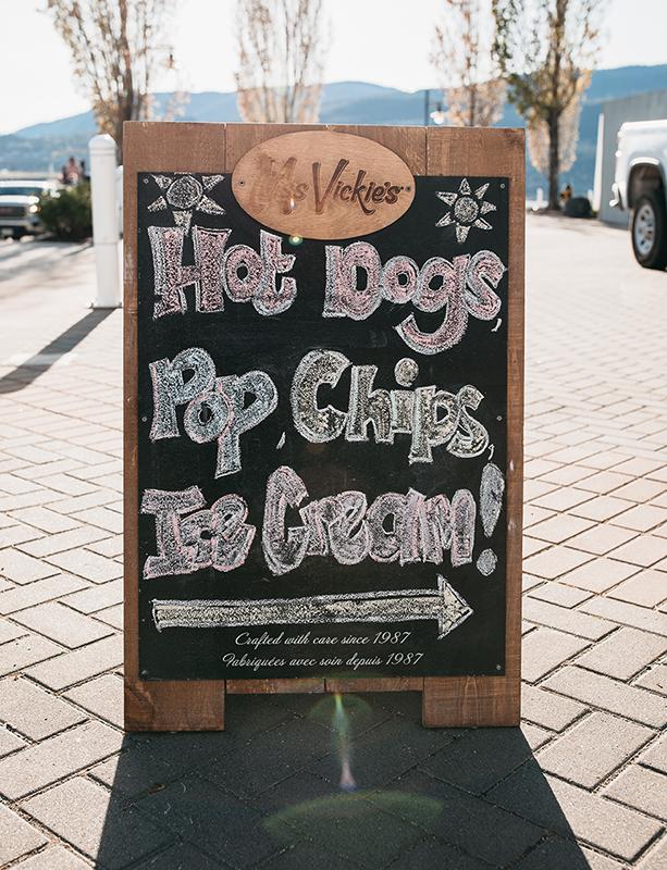 Downtown Kelowna Hot Dogs Snacks