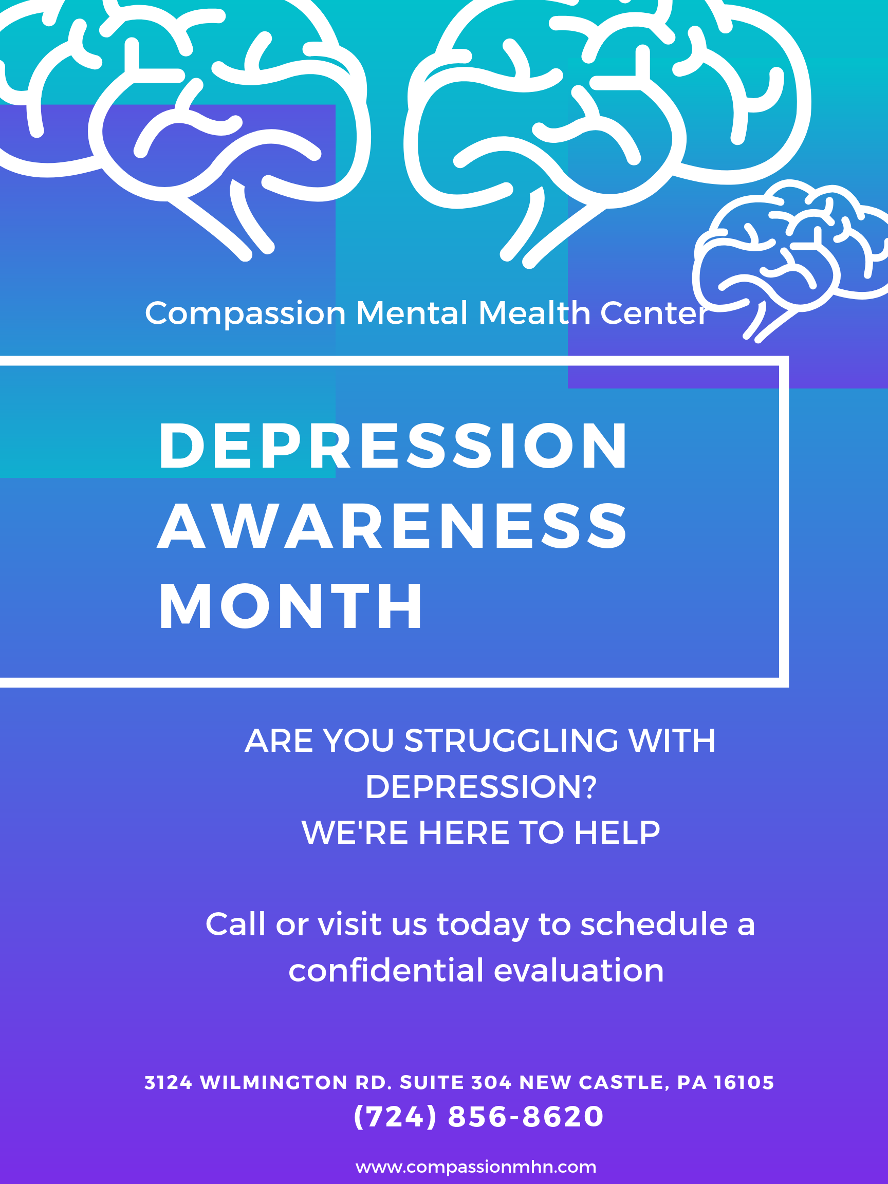 Blogs at Compassion Mental Health Services