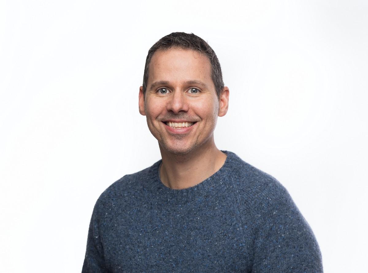 Headshot of a smiling Daniel Quick.