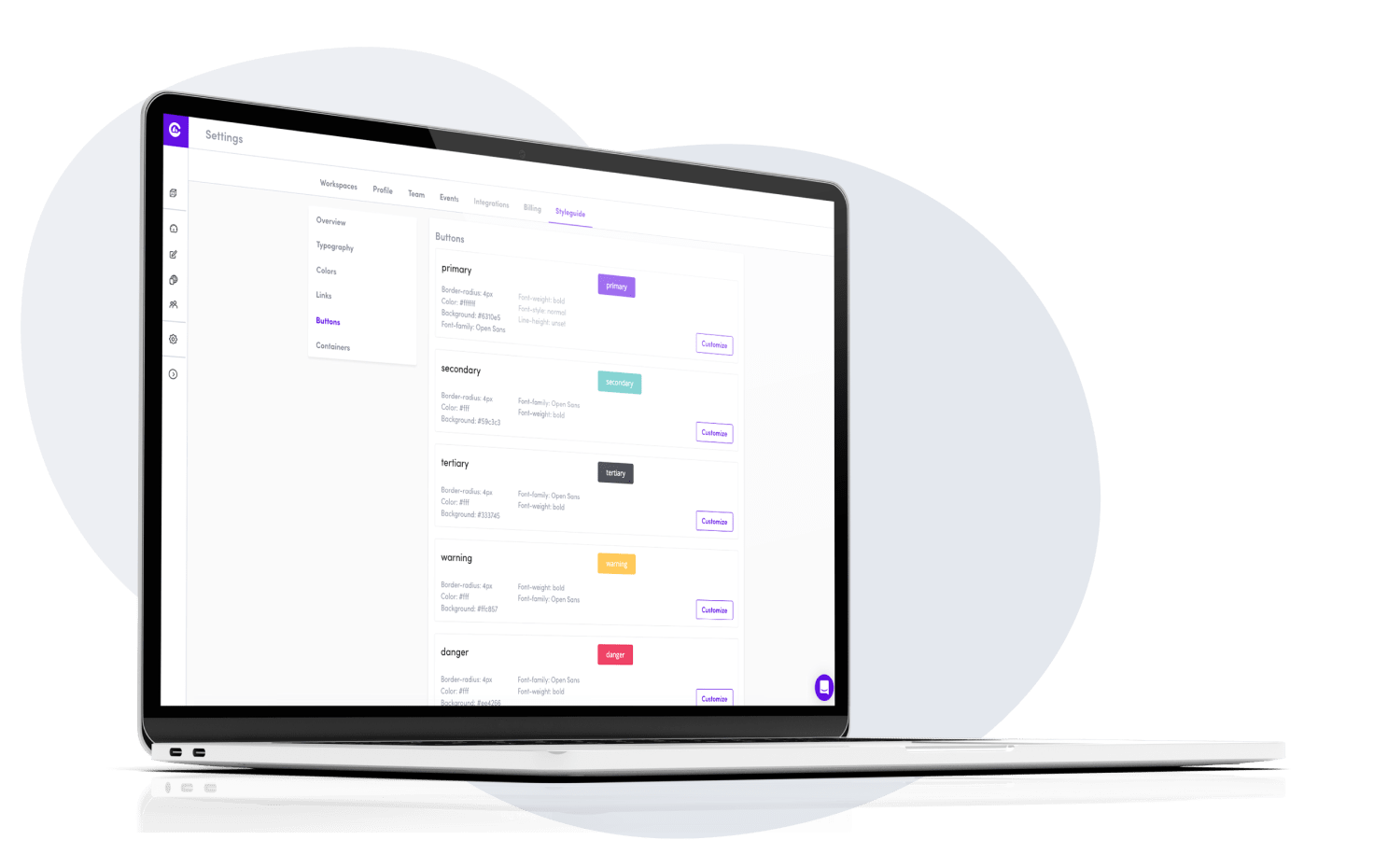 Screenshot of UX for product managers