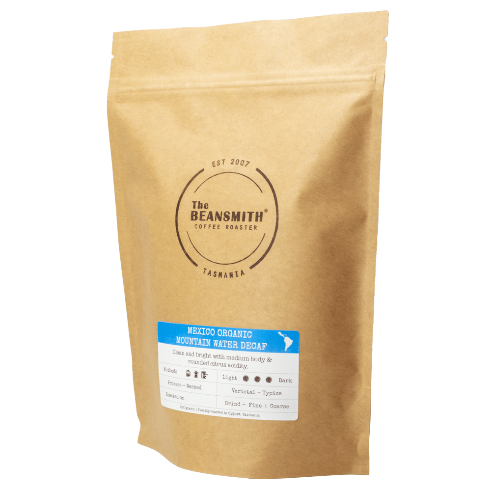 Mexico Organic Mountain Water Decaf