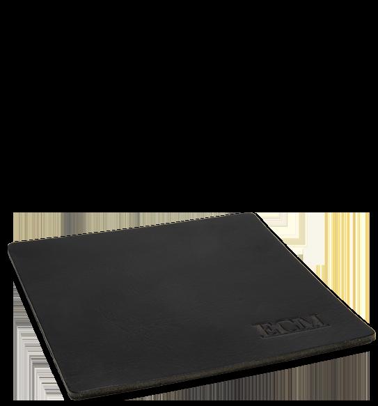 ECM Leather Tamper Pad