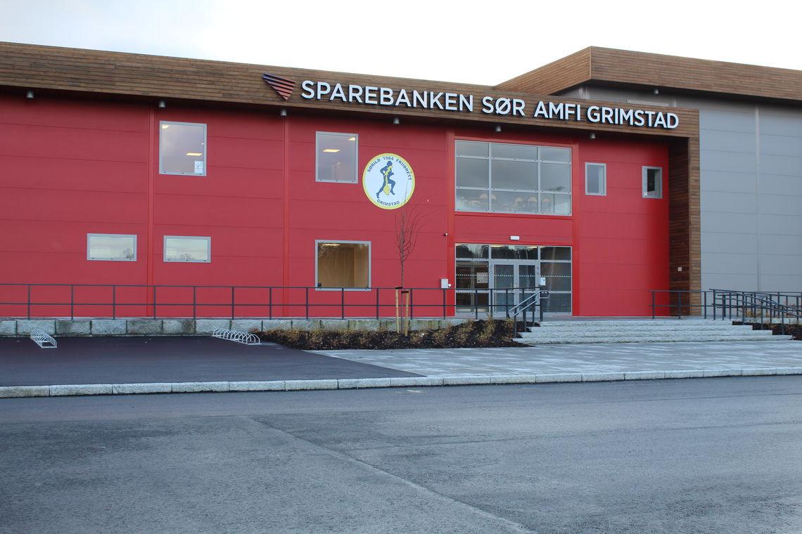 Sparebanken Sør Amfi