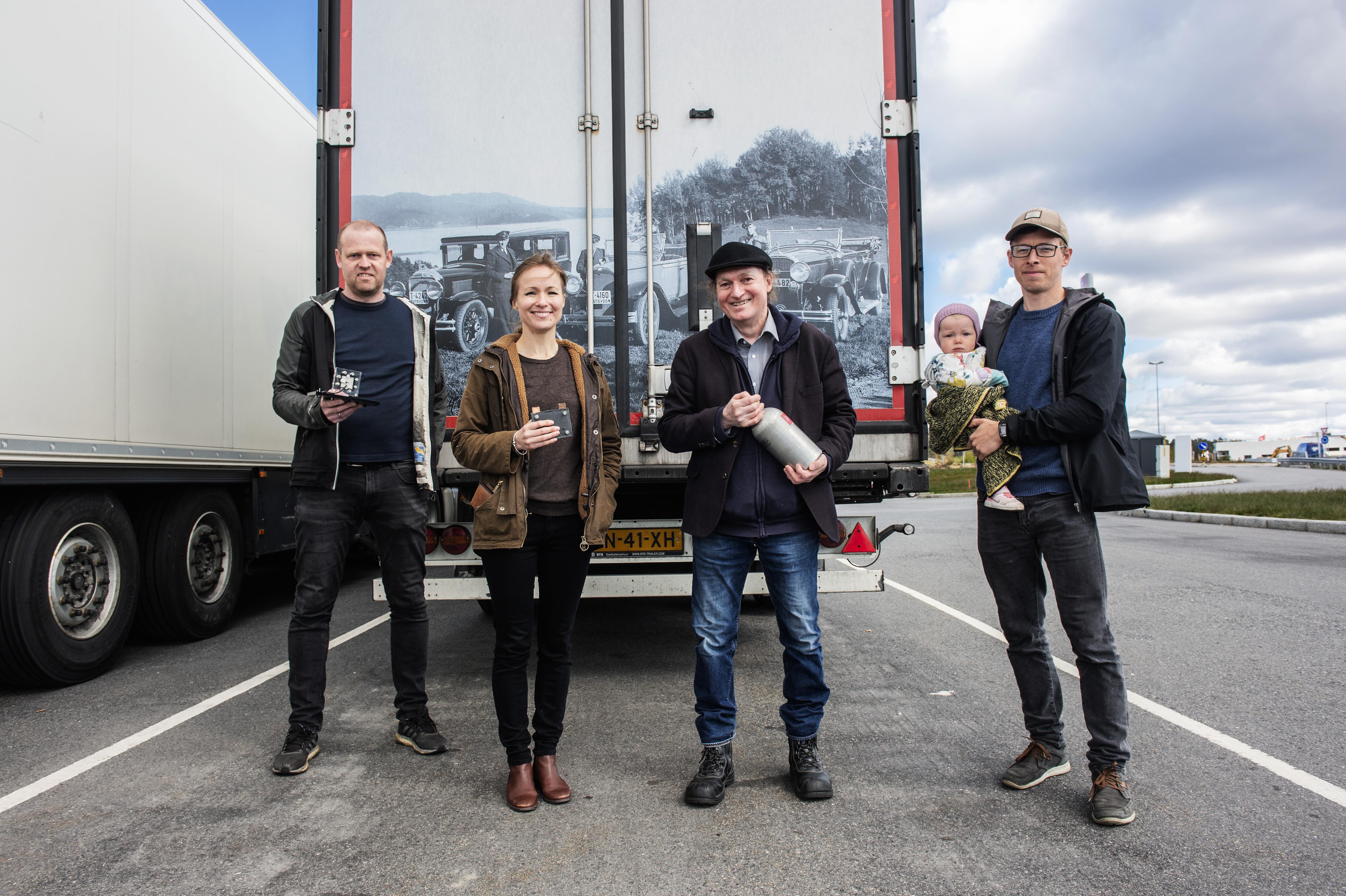 J.B. Ugland utvikler Energi-hub Kjerlingland i samarbeid med Greenstat