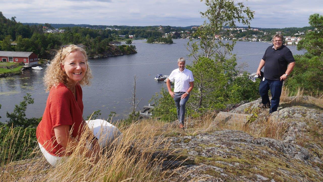 J.B. Ugland utvikler His Brygge på Hisøya