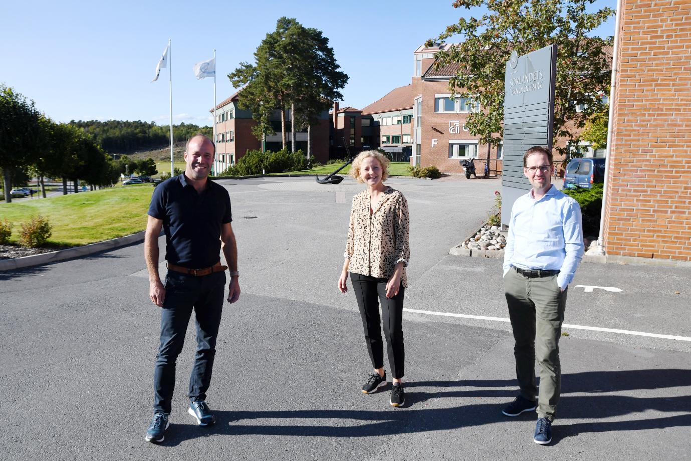 """""""Innovasjonshuset"""" skal bli en ny møteplass i hjertet av campusområdet"""
