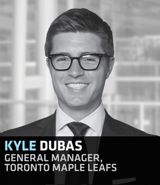 Kyle Dubas Photo