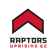 Raptors Uprising Gaming Club Logo