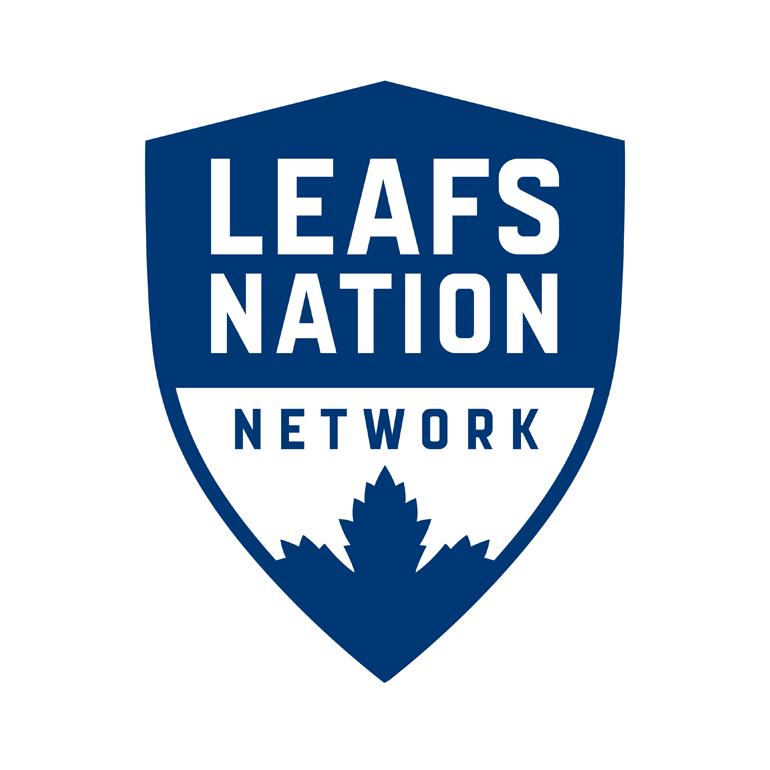 Leafs Nation Network Logo