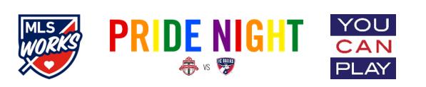 TFC Pride day