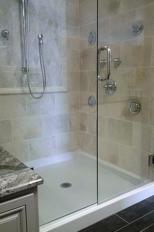 Image of custom bathroom by East Texas Bath