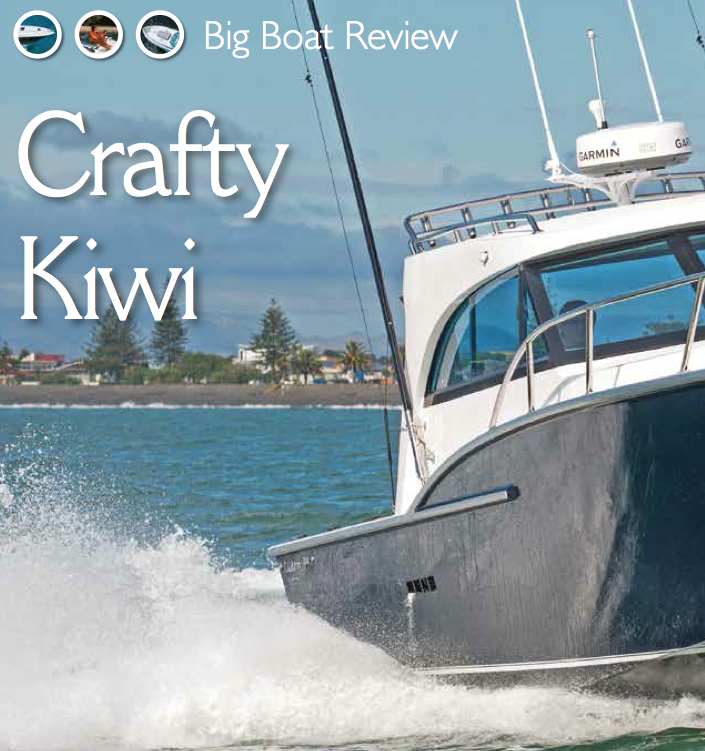 Dickey Custom 950 review - Club Marine