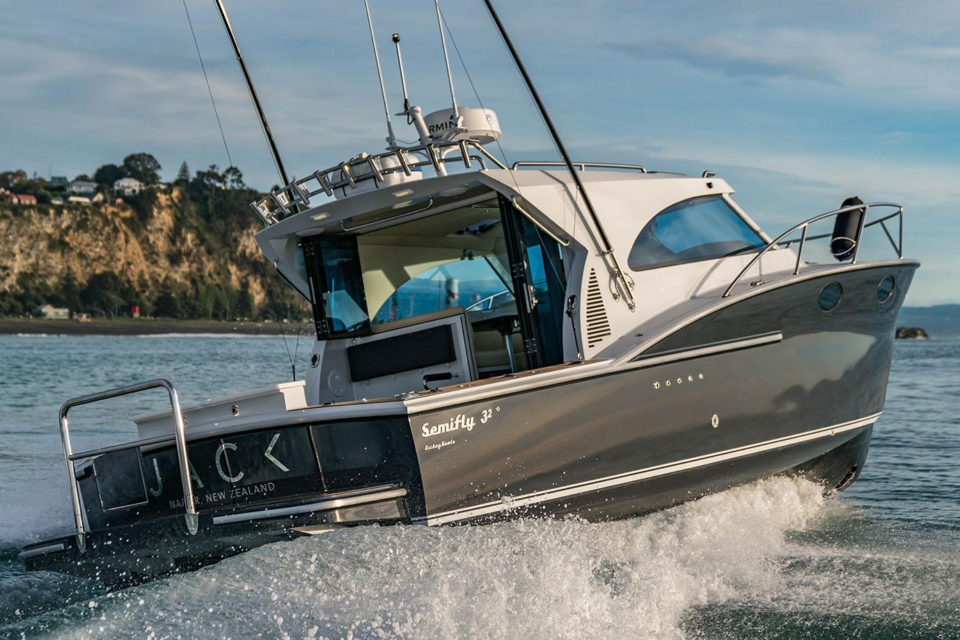 Dickey Boats Service Technician