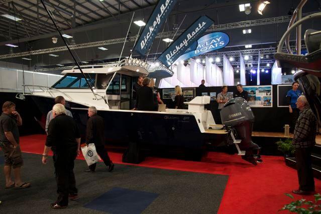 Release of Dickey Boats Custom 750 XS