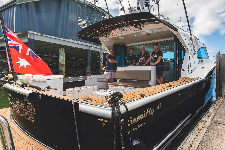 Opua to Sydney in a Semifly 45 – Executive Summary