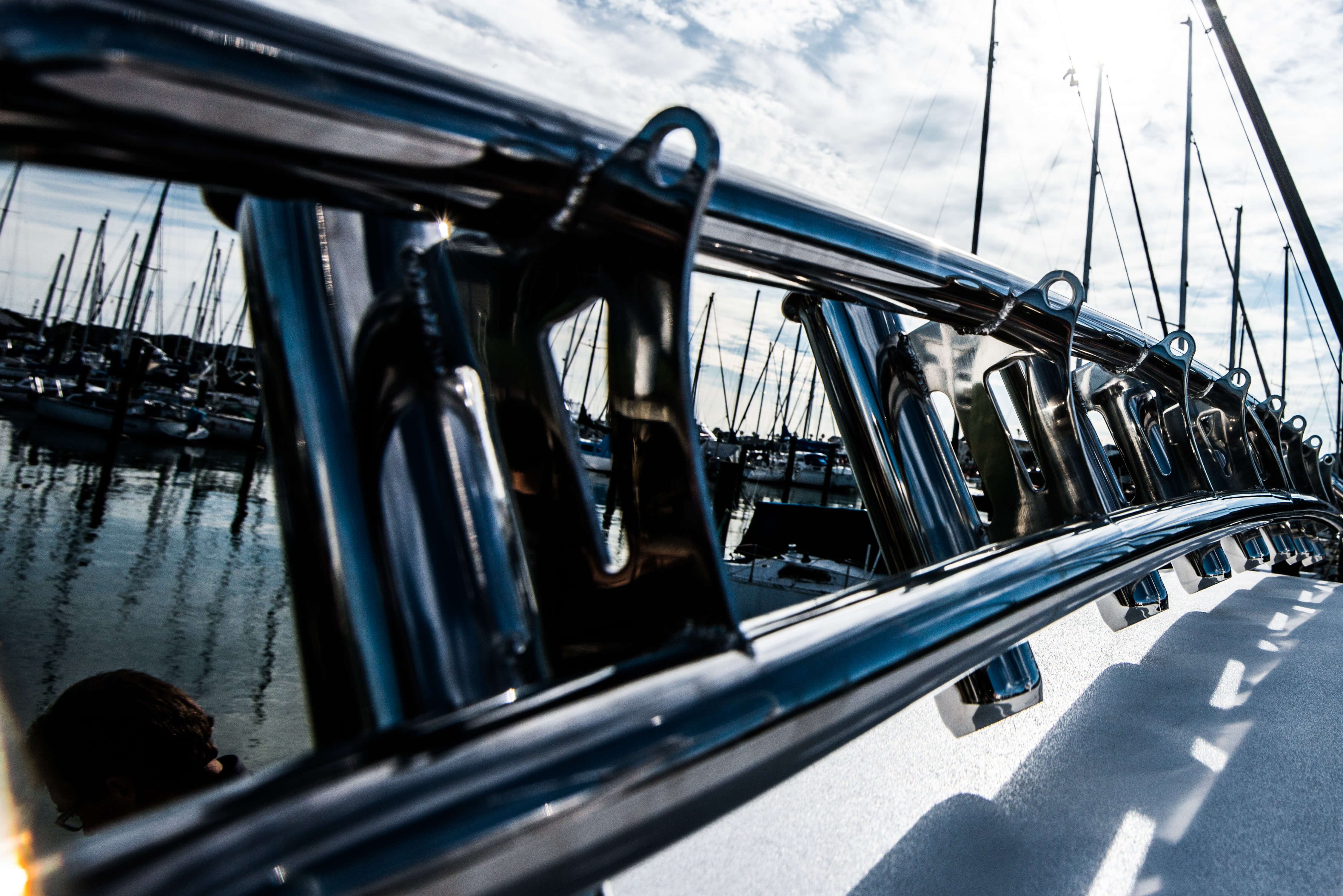 Senior Aluminium Boat Builder