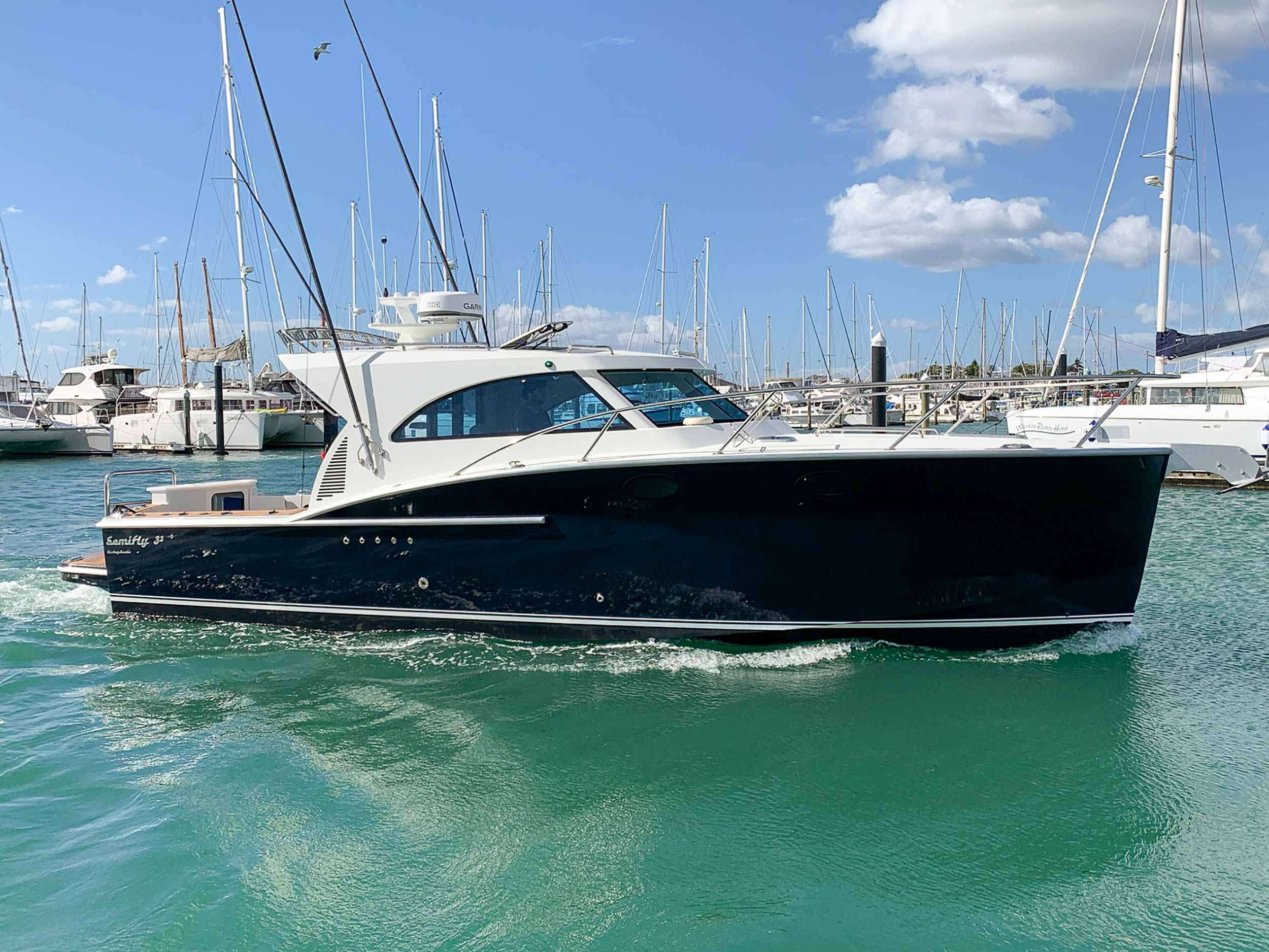 Pre-Owned Semifly 32