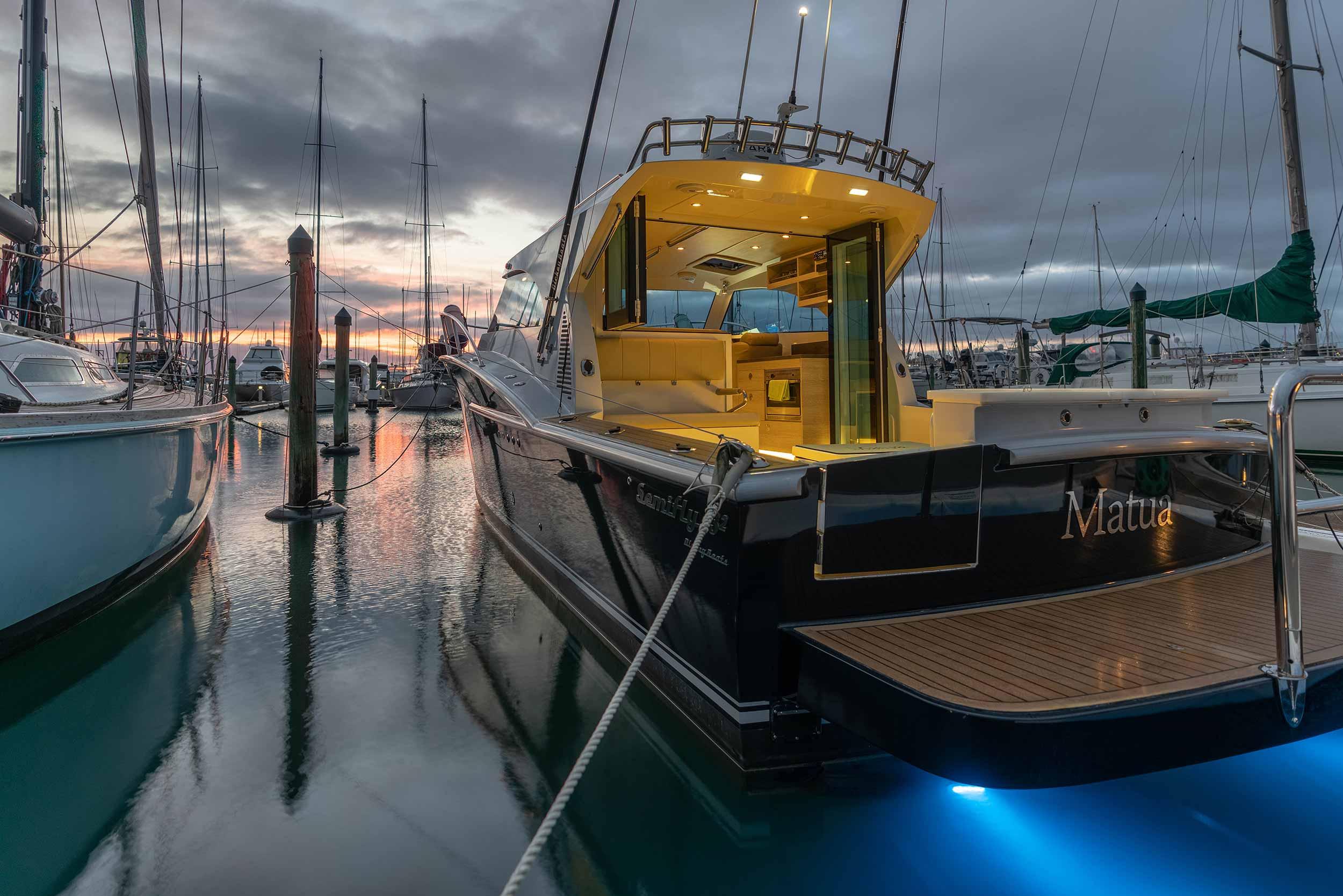 Dickey Boats Precision