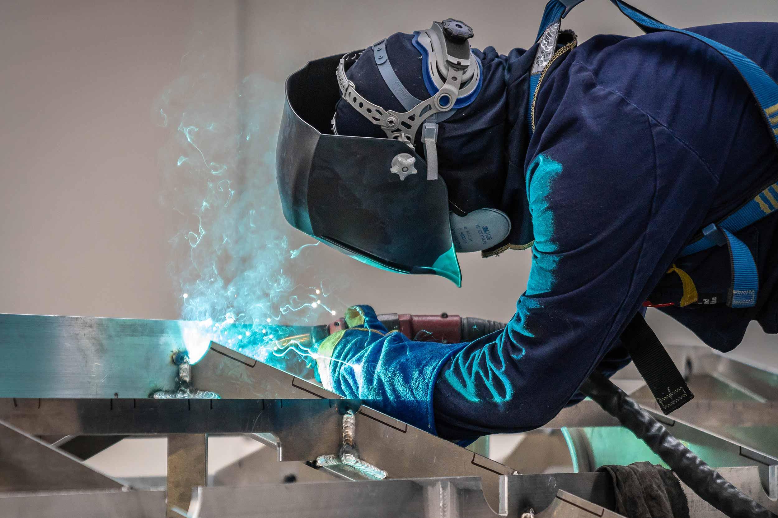 Dickey Boats welding roles