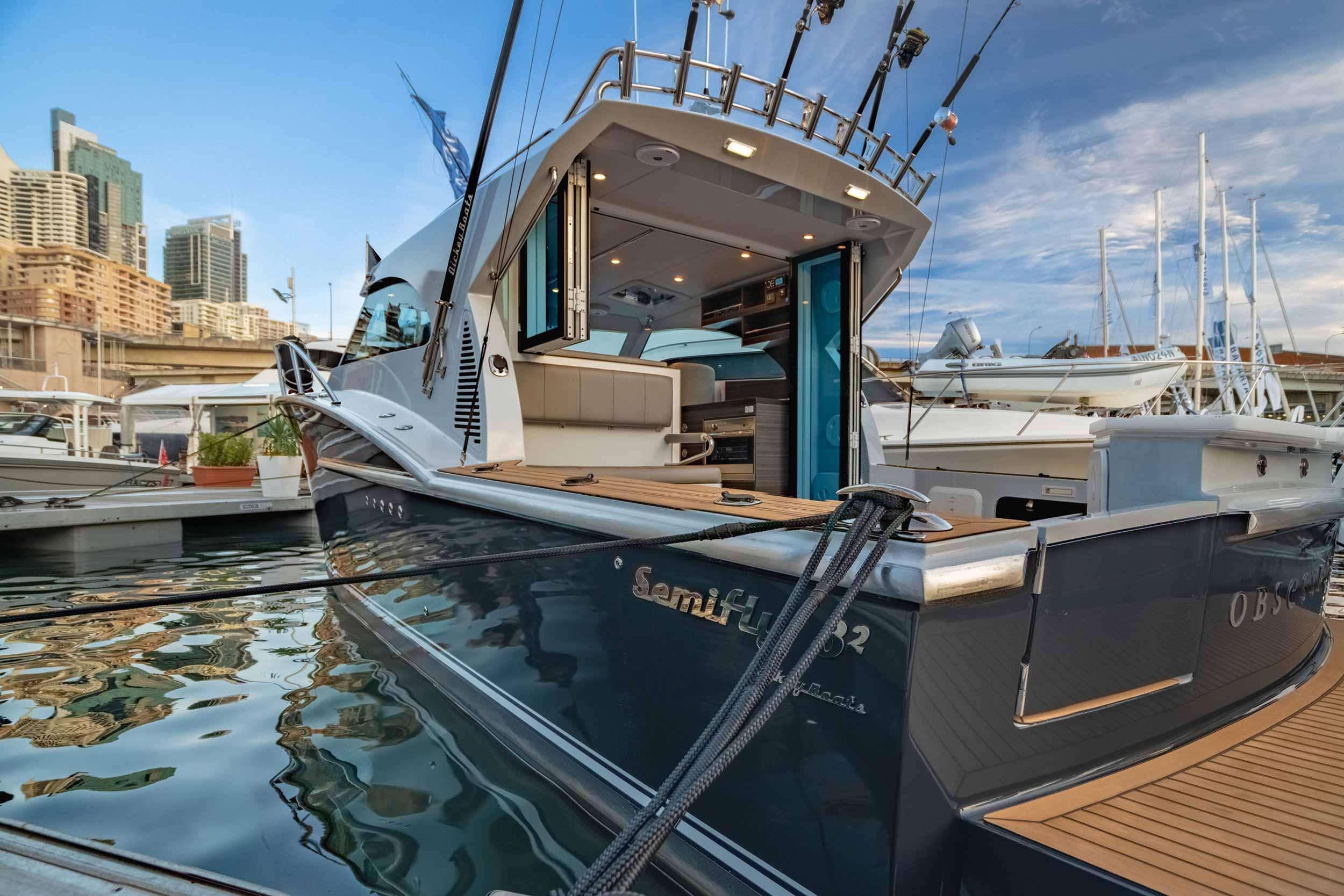 Dickey Boats Australia News