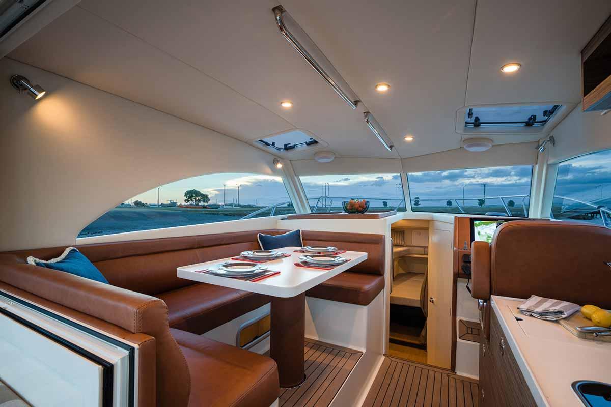 Dickey boats customisation