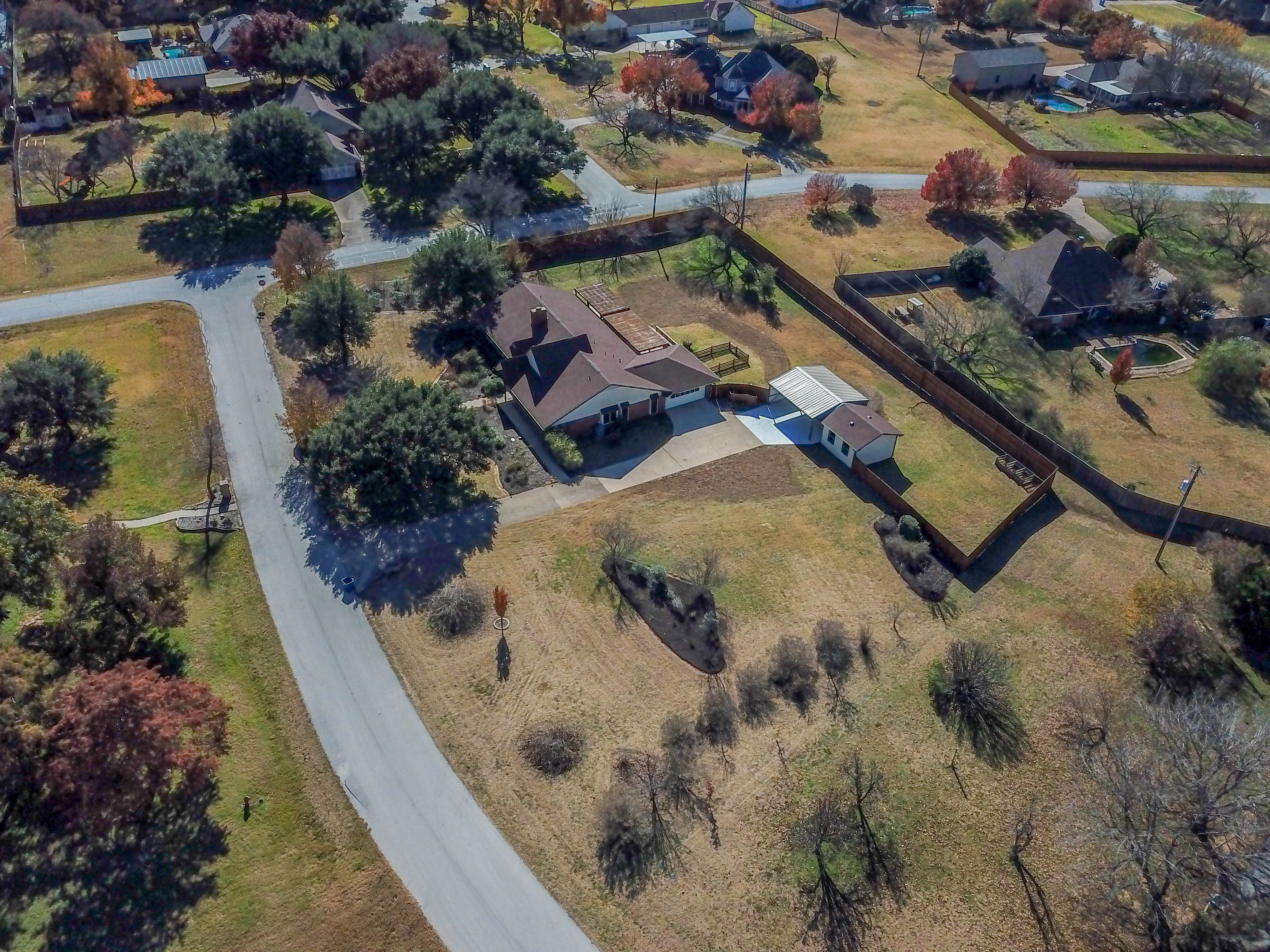 Property Aerial Drone Photography