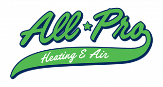 all pro heating and air logo