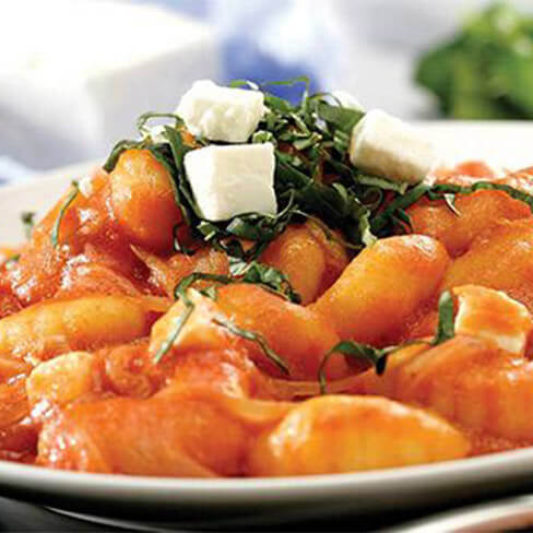 Gnocchi with Pancetta