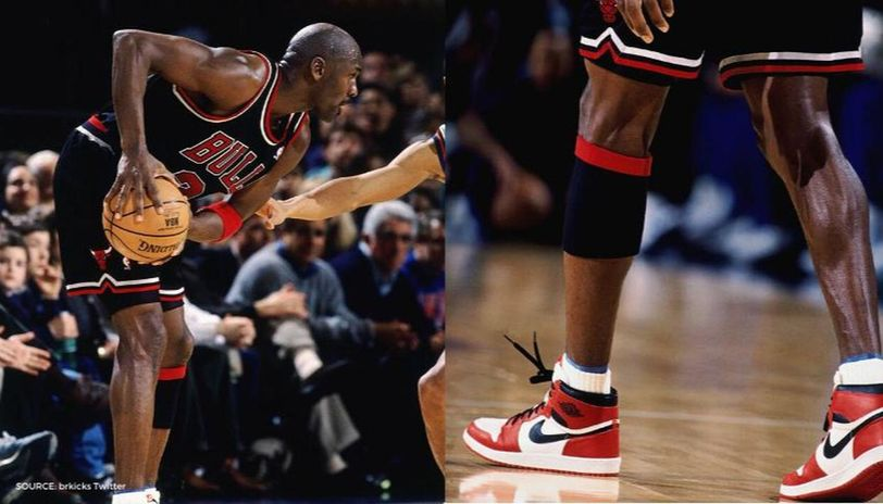 The Last Dance: Air Jordan 1 'Chicago' price nearly doubled after ...
