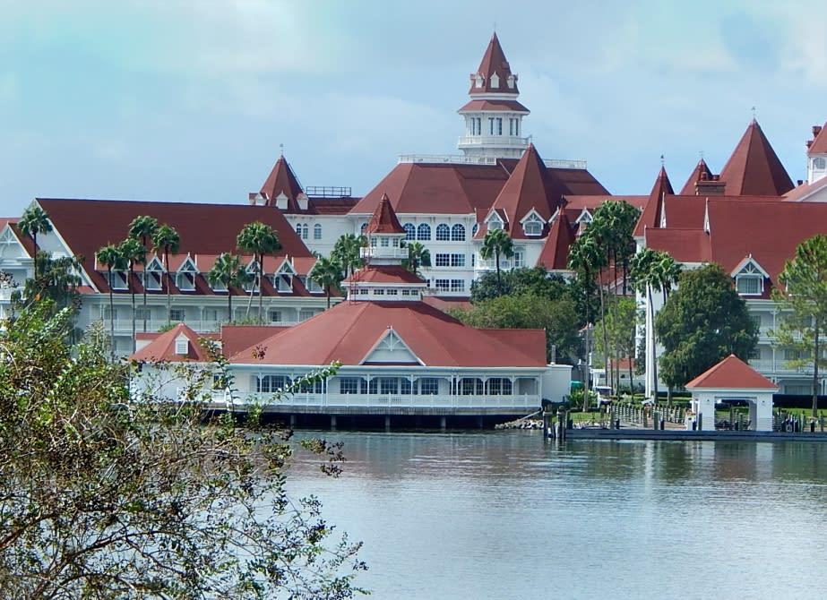 Ośrodek wypoczynkowy Disney's Grand Floridian Resort & Spa, Lake ...