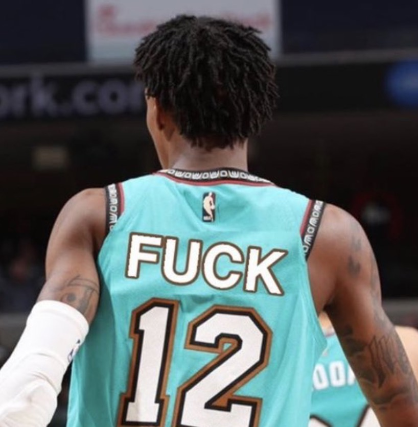 "Grizzlies Ja Morant Apologizes For Posting ""F*ck 12"" Anti-Police ..."