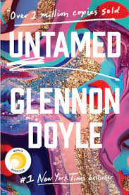 Cover of book 'Untamed' by Glennon Doyle