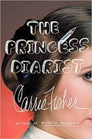 Cover of book 'The Princess Diarist' by Carrie Fisher