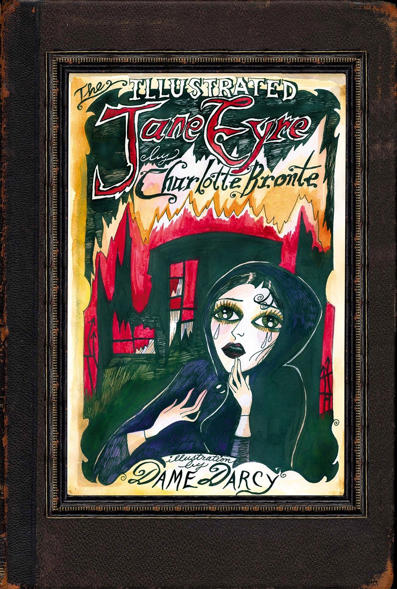 The Illustrated Jsne Eyre by Charlotte Bronte