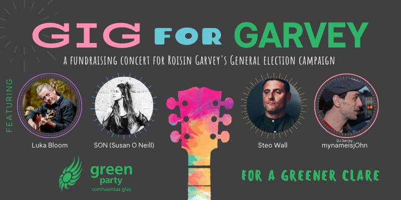 GIG for Garvey