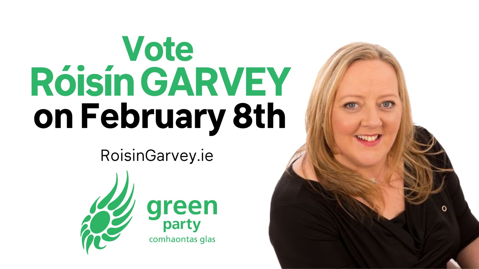 Hello I'm Róisín Garvey