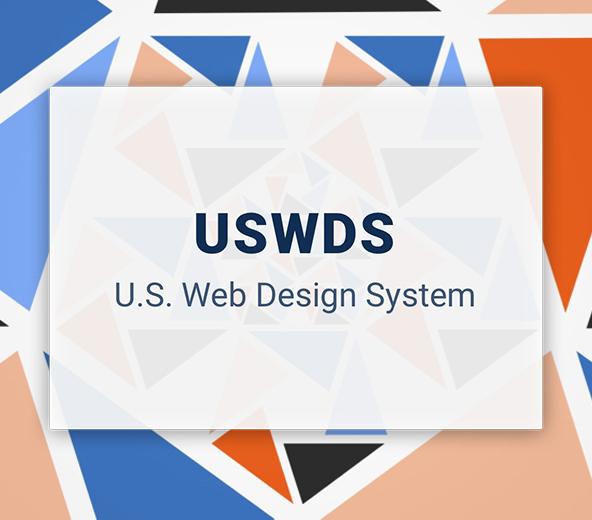 U.S. Web Design System logo