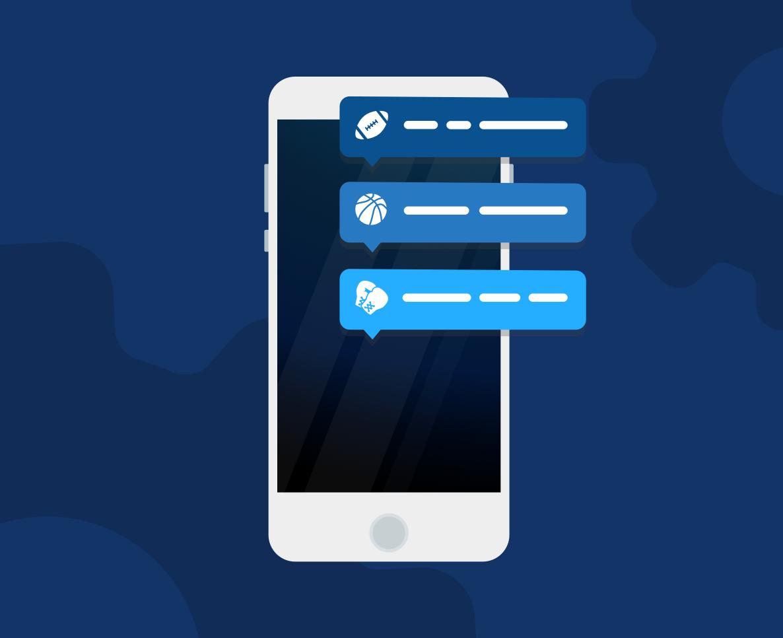 Illustration of integrated API's