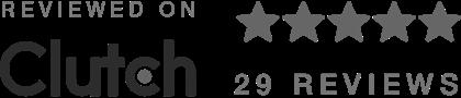 Clutch partner badge