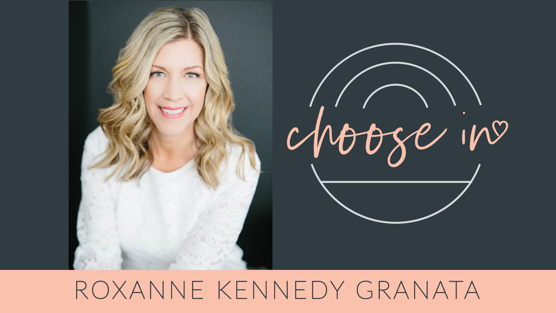 Choose In Podcast Cover
