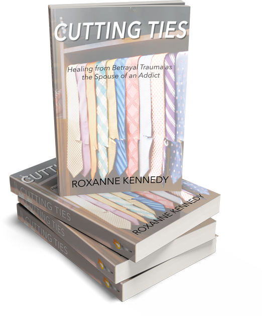 Cutting Ties Book Cover