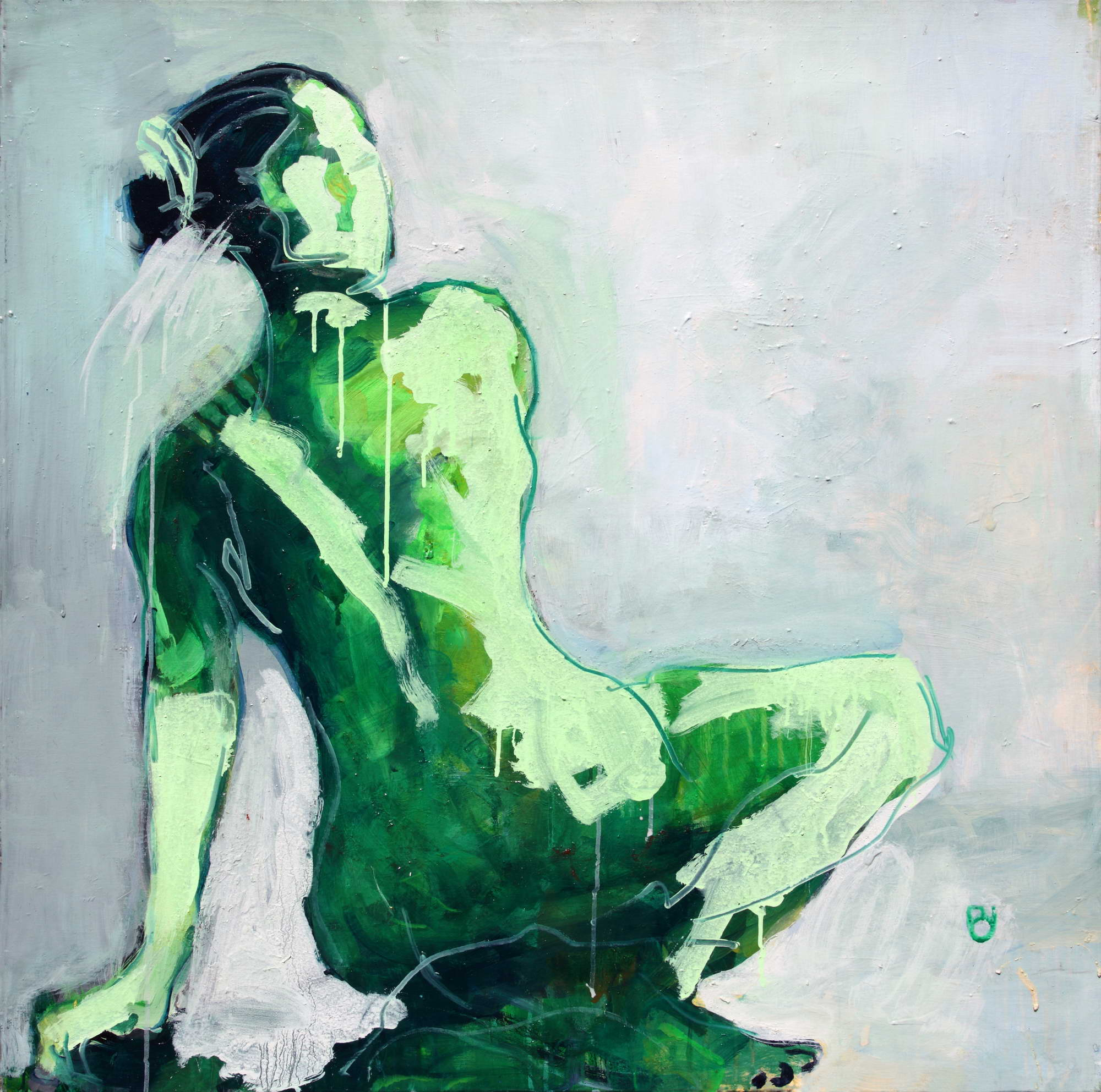 green scetch