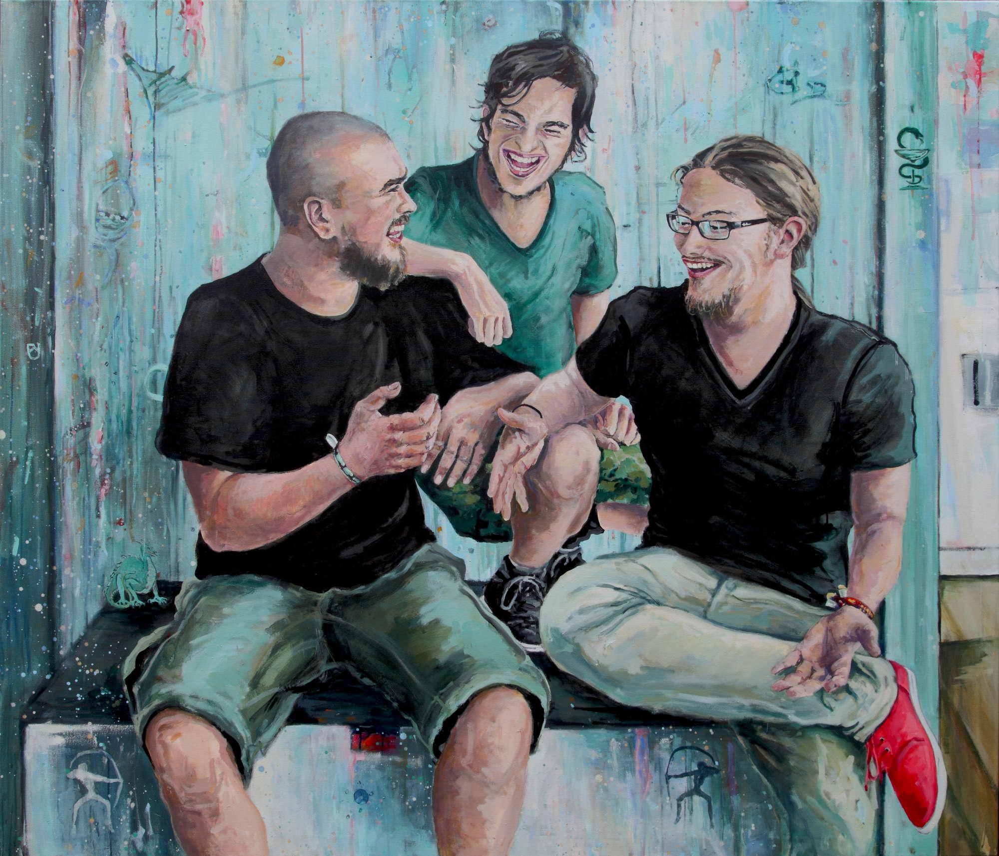 3 Brüder