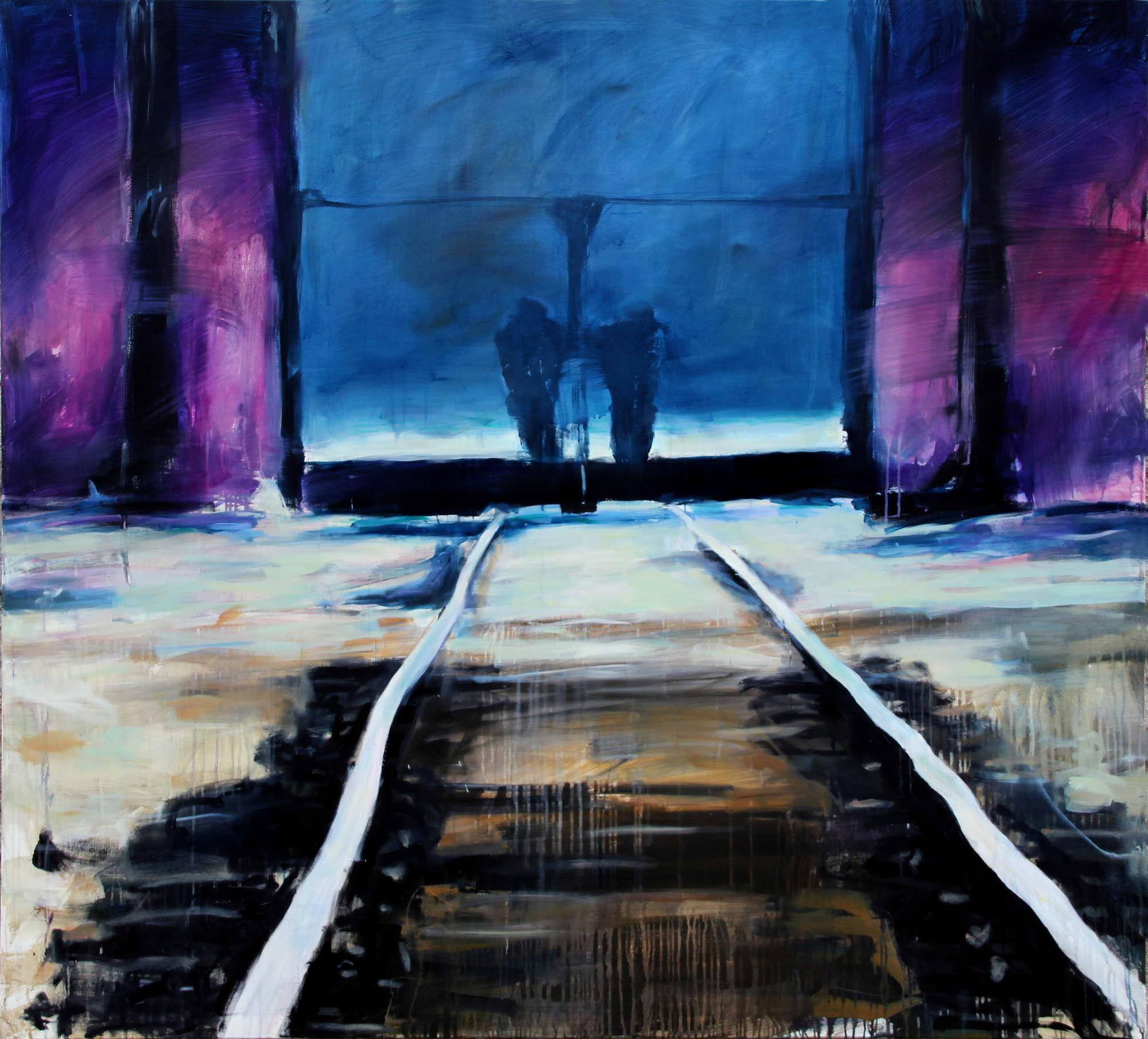 Gate Birkenau