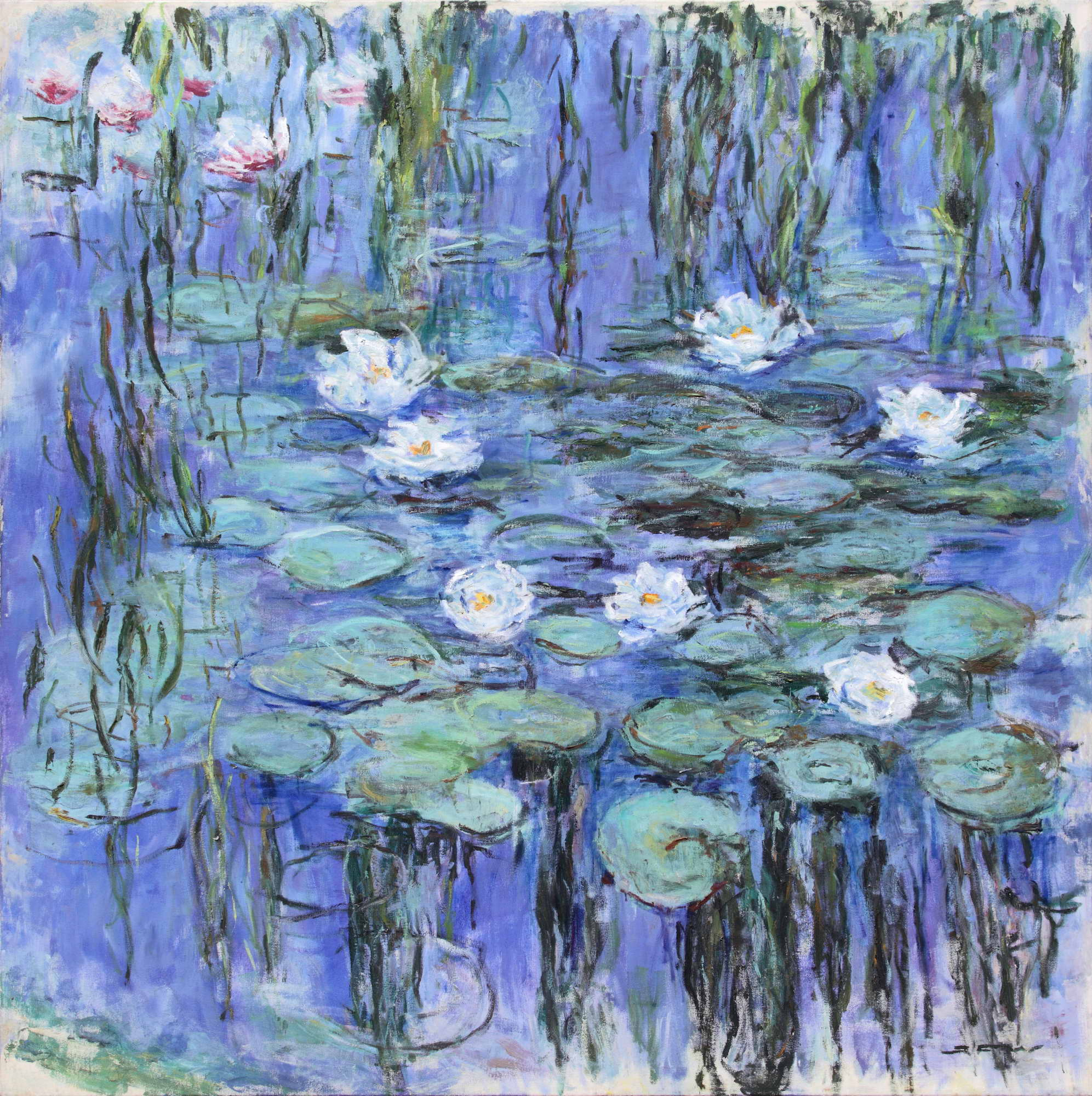 nach Monet