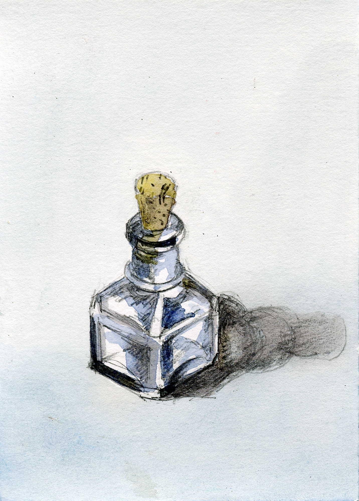 Tintenglas