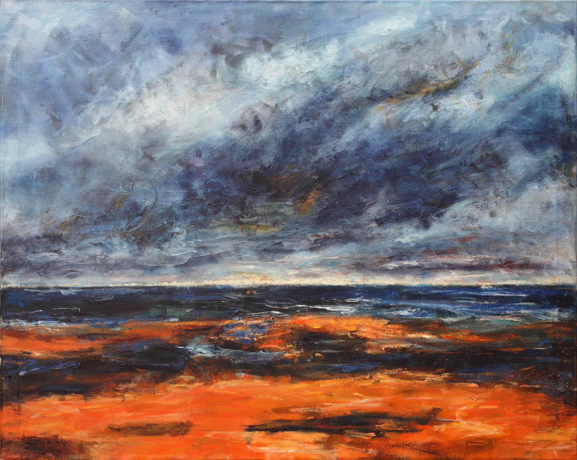 Oranger Strand
