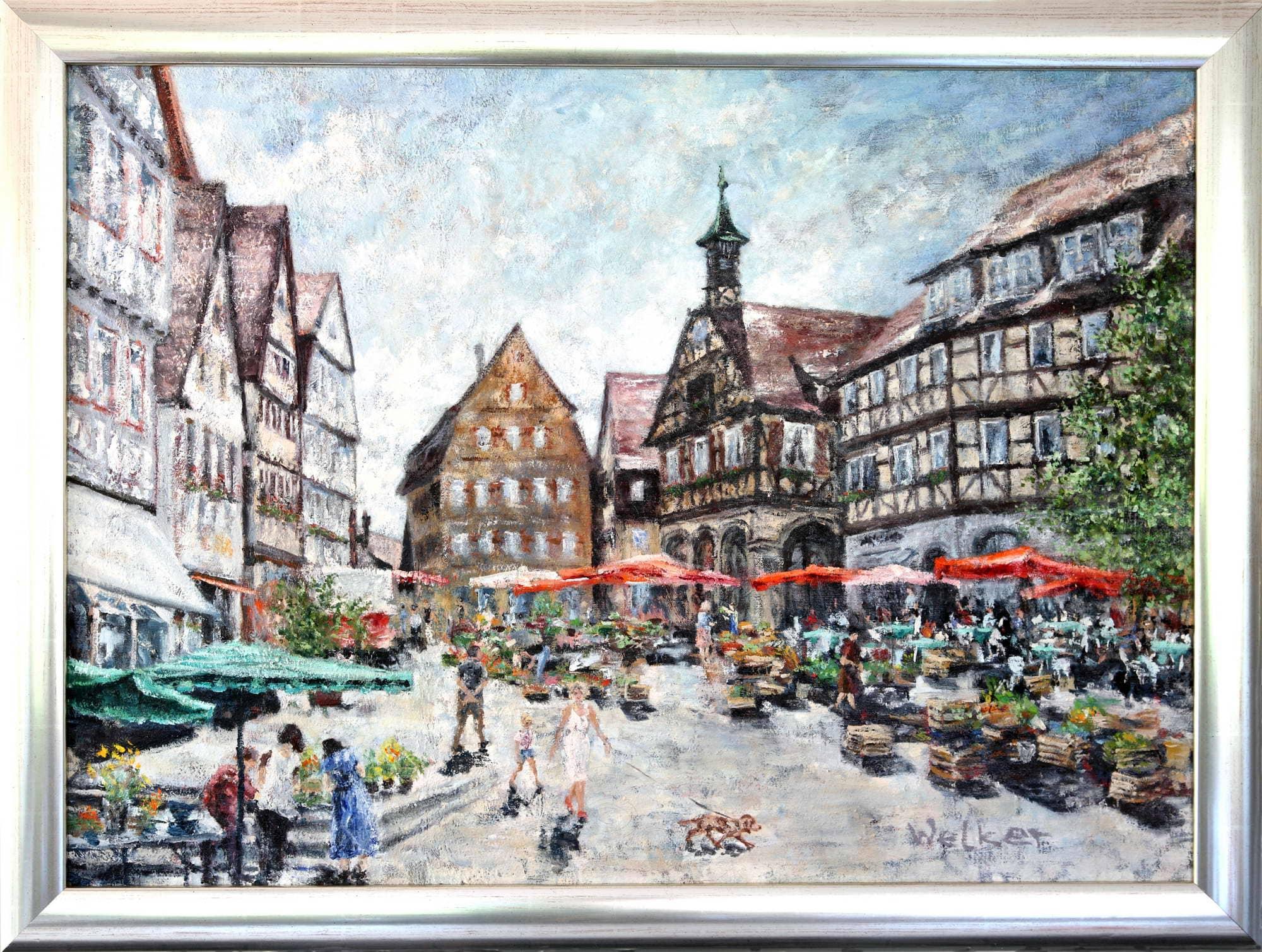 Markt in Waiblingen